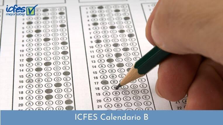 ICFES Calendario B