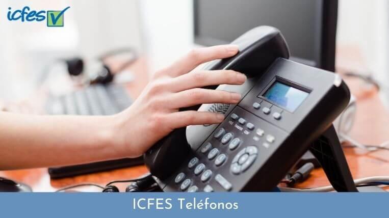 icfes telefonos